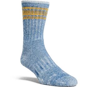 United By Blue Softhemp Trail Sokker, blå